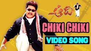 Chiki Chiki Full Video Song || Aadi