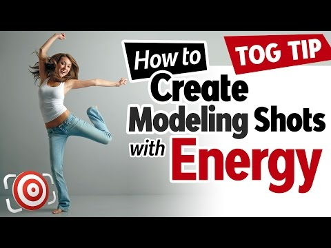 Create Modeling Shots With Energy - Part 1:  To Pose or Not to Pose