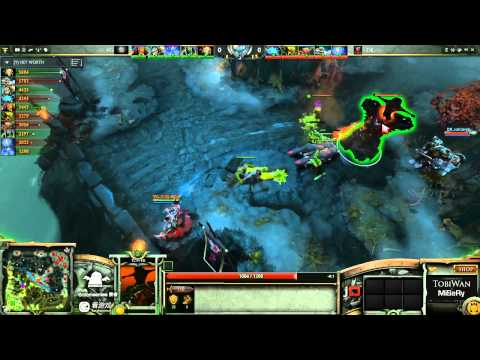 DK vs Vici Gaming Game 4 - SinaCup China Dota 2 Grand Final - TobiWan & MiSeRy