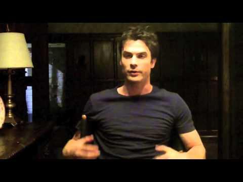 Ian Somerhalder Previews The Vampire Diaries Season 5