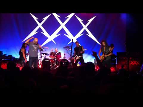 Metallica - The Four Horsemen 12/7/11 @ 30th Anniversary Show w/ John Bush