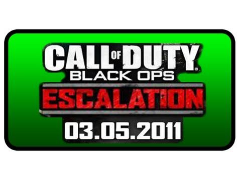 CoD Black Ops 'Escalation' NEW Map Pack 2 DLC - Zombies LEAKED!