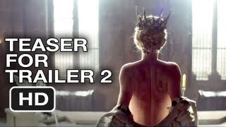 Snow White & the Huntsman - Teaser for Trailer - Charlize Theron Movie (2012) HD