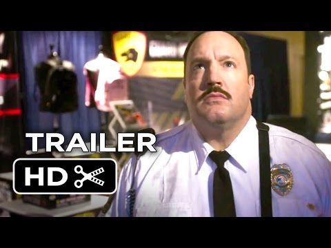 Paul Blart: Mall Cop 2 Official Trailer #2 (2015) - Kevin James, David Henrie Sequel HD