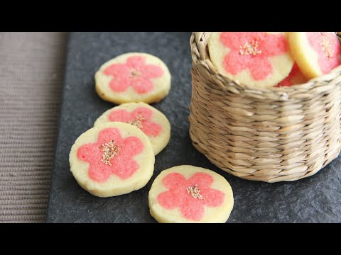Cream Cheese Cookies梅花奶油奶酪饼干(Chinese New Year Cookise年饼) ll Apron