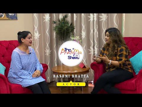 Rashmi Bhatta (Actor) | The Pratima Show with Pratima Shrestha | Episode 27 | 14 August 2020