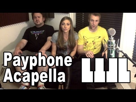 Payphone (Acapella Cover w/ Rap) - Maroon 5 (feat. Wiz Khalifa) - By Missy Lynn