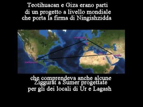 Ningishzidda e Ishkur - Quetzalcoatl e Viracocha