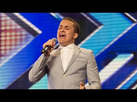 Jahmene Douglas' audition - The X Factor UK 2012
