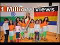 Children expressing love for country India on Patriotic songs | Natraas