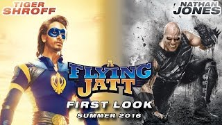 A Flying Jatt First Look