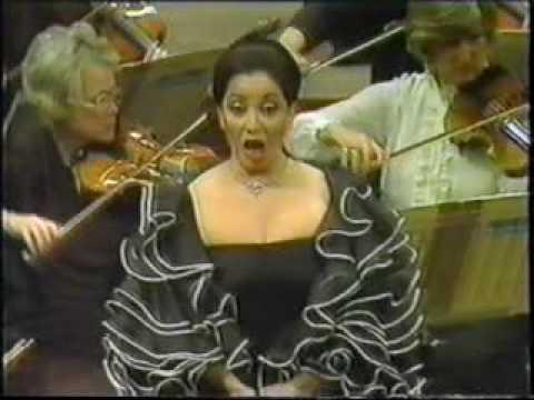 Teresa BERGANZA * Cancion * Manuel de Falla