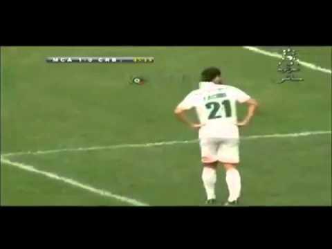 بالفيديو.. شاهد أغرب هدف ضائع من الدوري الجزائري