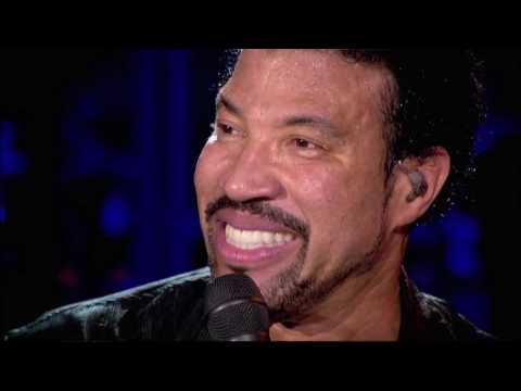 lionel ritchie i just called to say: