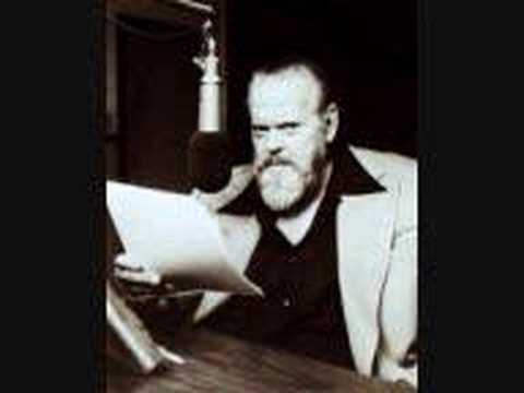Orson Welles - Frozen Peas
