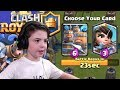 ROYAL RECRUITS DRAFT CHALLENGE - Clash Royale