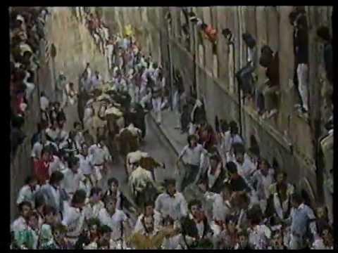 Encierro San Fermín 14-07-1982