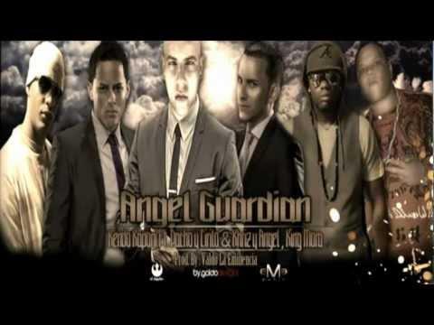 Angel Guardian - Cirilo & Pacho Ft. Kendo Kaponi, Angel & Khriz, King Mora (Original) REGGAETON 2012