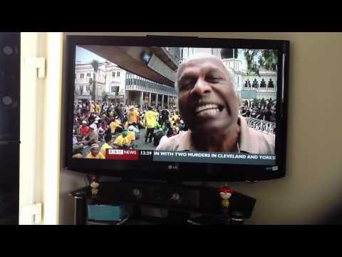UK news report Malaysia 428 Bersih 3.0 rally