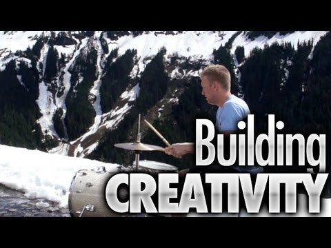 Building Creativity - Drum Lessons