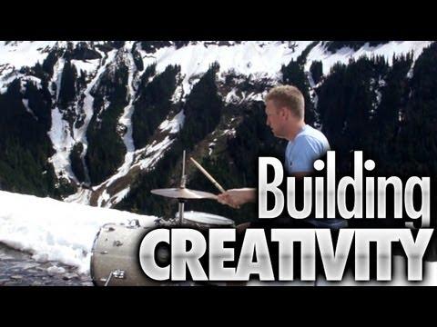 Building Creativity - Drum Lessons
