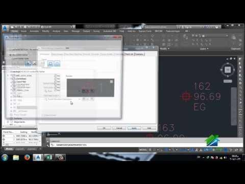 AutoCAD CIVIL 3D | Aldarayn Academy | LEC 2