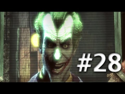 Road To Arkham Knight - Batman Arkham City - Walkthrough - Part 28 - Joker's Plan