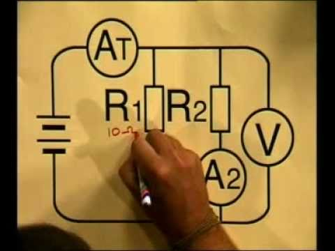 Physics - Potential Difference and Resistance: Parallel Circuit