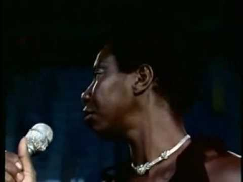 NINA SIMONE on JANIS JOPLIN ,Wonderful!! , live at Montreux,1976