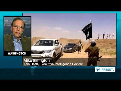 Anglo-Saudi terrorist apparatus continues to fund (ISIS)  9/5/14