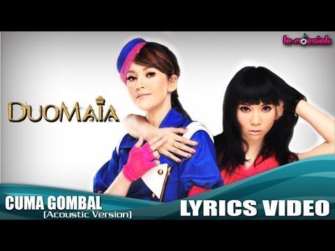 Cuma Gombal (Acoustic Version) [Video Lirik]