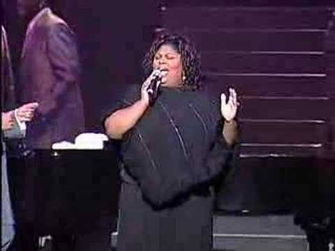 Richard Smallwood & Vision featuring Kim Burrell