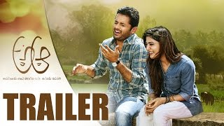 A Aa Official Trailer || Nithiin || Samantha || Trivikram Srinivas || Mickey J Meyer