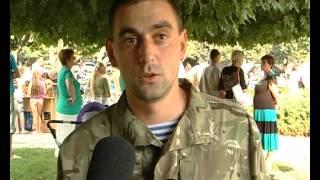 Житомиряне собирают деньги и пишут письма в поддержку украинской армии