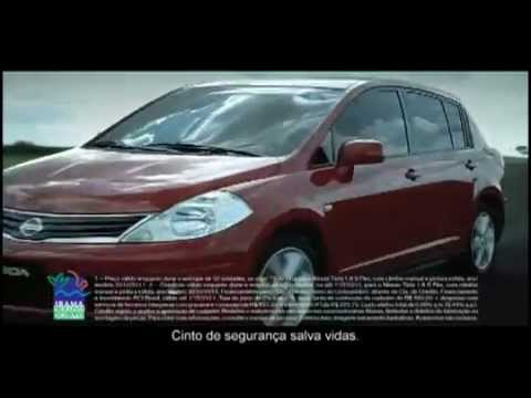 Nissan Tiida 2011: Comercial Proibido -  Rappers Ford Focus
