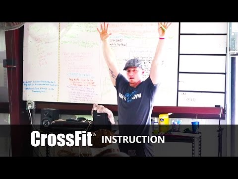 Head Movement for the Jerk with Chad Vaughn