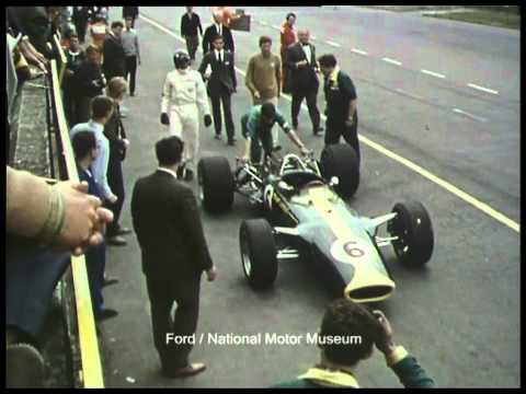 First Time Out 1967 - Lotus 49