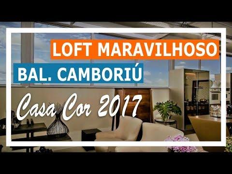 Casa Cor 2017 Balneário Camboriú - Loft Maschio Moltacino