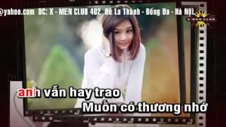 Quà cho anh karaoke ( only beat )