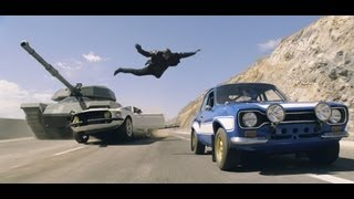 Fast & Furious 6 Trailer