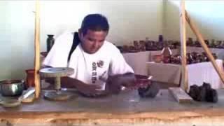 Como se hacen las réplicas de cerámica precolombina parte I