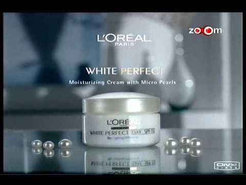 L'Oreal White Perfect Day Commercial