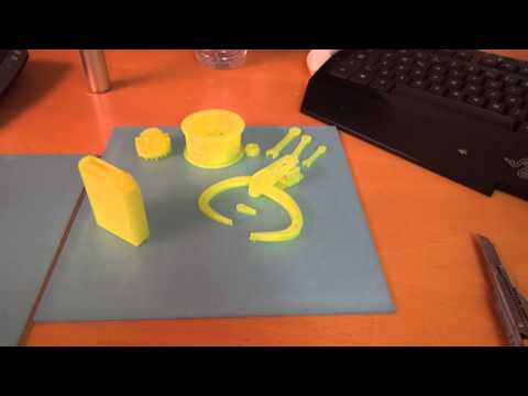 3D printing (newyear and Rc things)