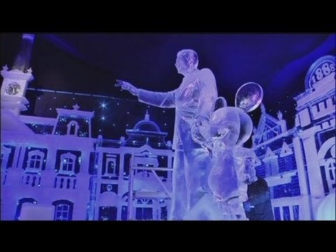 euronews le mag - Disney in ice