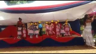 Christmas in Malawi School Play