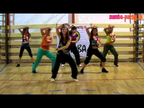 Don Omar - Taboo - Zumba Hawaii Choreography by Lucia Meresova
