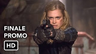 """The 100 2×16 Promo """"Blood Must Have Blood Pt. 2″ (HD) Season Finale Thumbnail"""