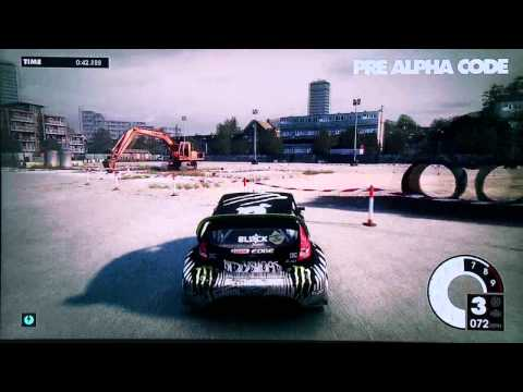 Colin McRae Dirt 3 - Gameplay