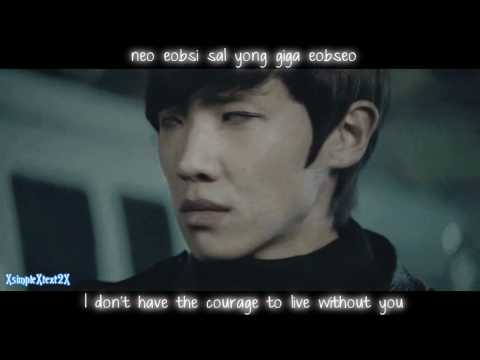 MBLAQ - 4TH MINI ALBUM - SCRIBBLE - ENG SUB & ROMAN - [HD]