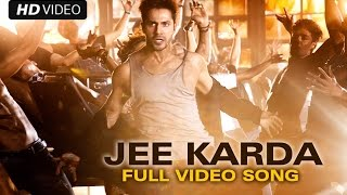Badlapur - Jee Karda Official Full Video Song